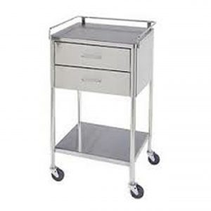 Instrument Trolleys & Trays (Dressing Trays)
